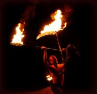 Feuershow-Halle-Wildfire-01