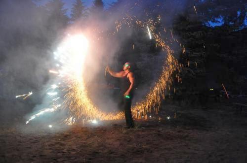 Feuershow - Feuerkünstler buchen