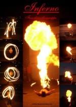 Feuershow mit THE FAIRYTALES aus Baden-Württemberg