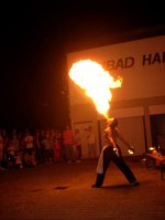 Feuershow mit Inferno aus Rheinland-Pfalz