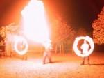Feuershow aus Bremen - Drachenglut