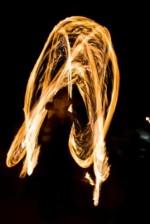 Feuershow aus Düsseldorf - Incendium Artis