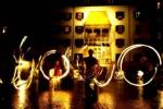 Feuershow aus Füssen - Spielvolk