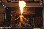 Feuershow aus Hamburg - Jani