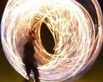 Feuershow aus Hildesheim - Feuer & Flamme