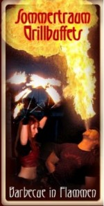 Feuershow aus Kiel - Asterx Show Fire