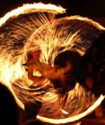 Feuershow aus Nürnberg - Feuerkünstler Mack